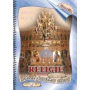 Religie. Caiet pentru elevi. Clasa a III-a