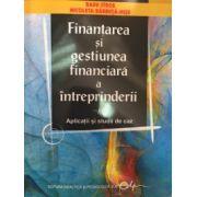 Finantarea si gestiunea financiara a inteprinderii, Aplicatii si studii de caz