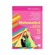 Matematică. Exerciţii şi probleme pentru clasa a V-a (Rozica Ştefan)