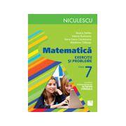 Matematică. Exerciţii şi probleme pentru clasa a VII-a (Rozica Ştefan)