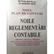 Noile reglementari contabile A4 - 14 AUGUST 2015