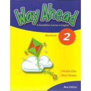 Way Ahead 2, Workbook, Caiet de limba engleza pentru clasa a IV-a, (Editie Revizuita )