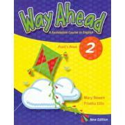 Way Ahead 2, Pupils Book. Manual de limba engleza pentru clasa a IV-a, (Editie revizuita )
