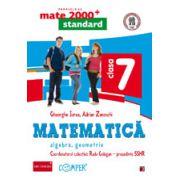 MATEMATICA. ALGEBRA, GEOMETRIE. CLASA A VII-A