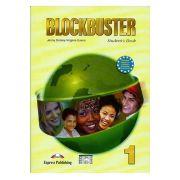BLOCKBUSTER 1: Student's Book (Manual Limba Engleza)