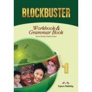 BLOCKBUSTER 1: Workbook & Grammar Book ( Caietul elevului si gramatica)
