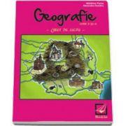 Geografie - Caiet de lucru pentru clasa a 4-a