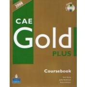 CAE Gold Plus Coursebook, CD ROM Pack