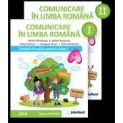 Comunicare în limba română. Caietul elevului pentru clasa I