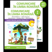 Comunicare în limba română. Caietul elevului pentru clasa II