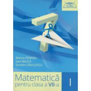 Matematica pentru clasa a VII-a, semestrul I. Clubul matematicienilor 2015- 2016