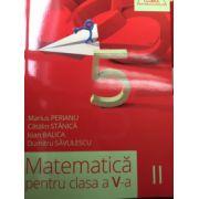 Matematica pentru clasa a V-a, semestrul II (Clubul Matematicienilor) 2015 - 2016
