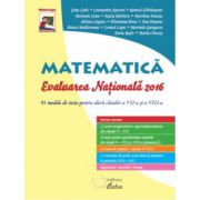 Evaluarea nationala matematica 2016 - 91 modele de teste pentru elevii claselor a VII-a si a VIII-a