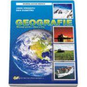 Geografie manual pentru clasa a V-a (Jana Ionascu, Dan Dumitru)