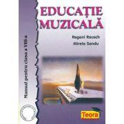 Educatie muzicala - Manual pentru clasa a VIII-a