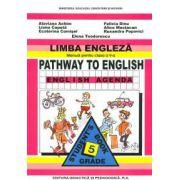 Limba engleza manual clasa a V - a Pathway to english