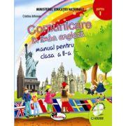 Comunicare in limba engleza. Manual pentru clasa a II-a, partea I + partea a II-a (contine editie digitala)