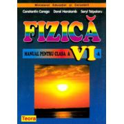 Fizica, manual pentru clasa a VI-a (Constantin Corega)