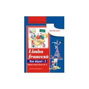 Limba franceză, manual pentru clasa a IV-a (L1) Bon depart 2