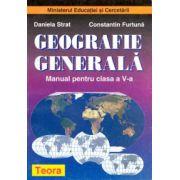 Geografie generala. Manual pentru clasa a V-a