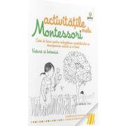 Animale şi insecte - Activităţile mele Montessori