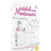 Natură şi geografie - Caietul meu Montessori