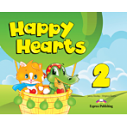 Happy Hearts 2 Pupils Book. Manual limba engleza