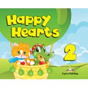 Happy Hearts 2 Pupils Book. Manual limba engleza