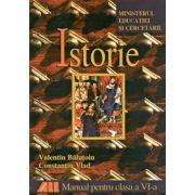 ISTORIE. MANUAL PENTRU CLASA A VI-A