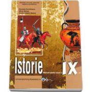 Istorie, manual pentru clasa a IX-a (Nicoleta Dumitrescu)