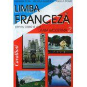 Limba franceza pentru clasa a VI-a (limba moderna 2)