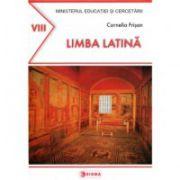 Limba latina, manual clasa, a VIII-a