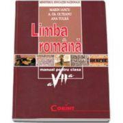 Limba romana, manual pentru clasa a VII-a