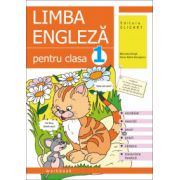 Limba engleză pentru clasa 1 Workbook