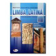Limba latina manual clasa a VIII- a