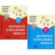 Matematica si explorarea mediului, manual pentru clasa a II-a Semestrul I si Semestrul al II-lea. Contine editia digitala (Constanta Balan)