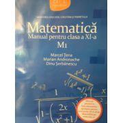 Matematica M1. Manual pentru clasa a XI-a, Marcel Tena