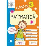 Matematică. Clasa a III-a Caiet de lucru. Exerciţii, probleme, teste de evaluare, noţiuni teoretice