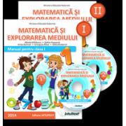 Matematică şi explorarea mediului. Manual pentru clasa I