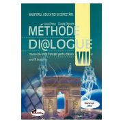 Methode Dialogue. Manual Limba Franceza pt. Clasa a 7-a (Jana Grosu, Claude Dignoire)