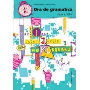 Ora de gramatica, clasa a VII-a