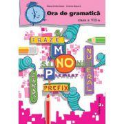 Ora de gramatica, clasa a VIII-a
