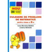 Culegere de probleme de matematica pentru clasa a VIII-a PUISOR