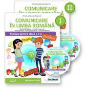 Comunicare în limba română. Manual pentru clasa a II-a
