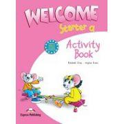 Welcome starter A (AB) caietul elevului clasa I