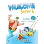 Welcome starter B (SB) manual pentru clasa a II-a