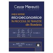 Unele repere microeconomice în procesul de traziție din România