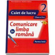 Comunicare in limba romana, set 2 caiete clasa a II-a