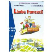 Limba franceza - Manual Clasa a 6-a L2 (Dan Ion Nasta)- Mon livre de francais