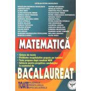 Matematica Bacalaureat - Toate filierele, profilurile, specializarile